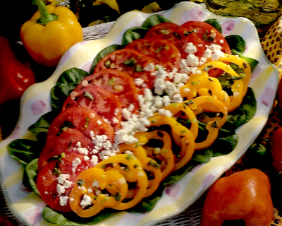 pepper-tomato-salad