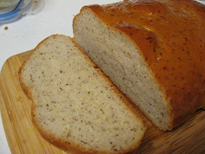 fennel bread